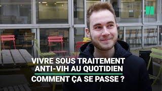 PreP: Paul suit un traitement de prévention contre le VIH, voici son quotidien