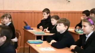 Открытый урок по белорусской литературе