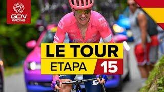 Tour de Francia 15ª etapa: Limoux-Foix: Prat d'Albis   Lo más destacado
