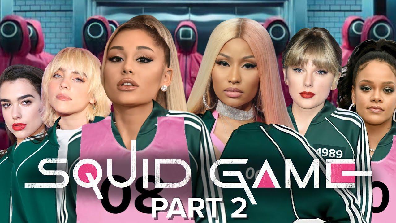 Download Celebrities in SQUID GAME (PART 2)