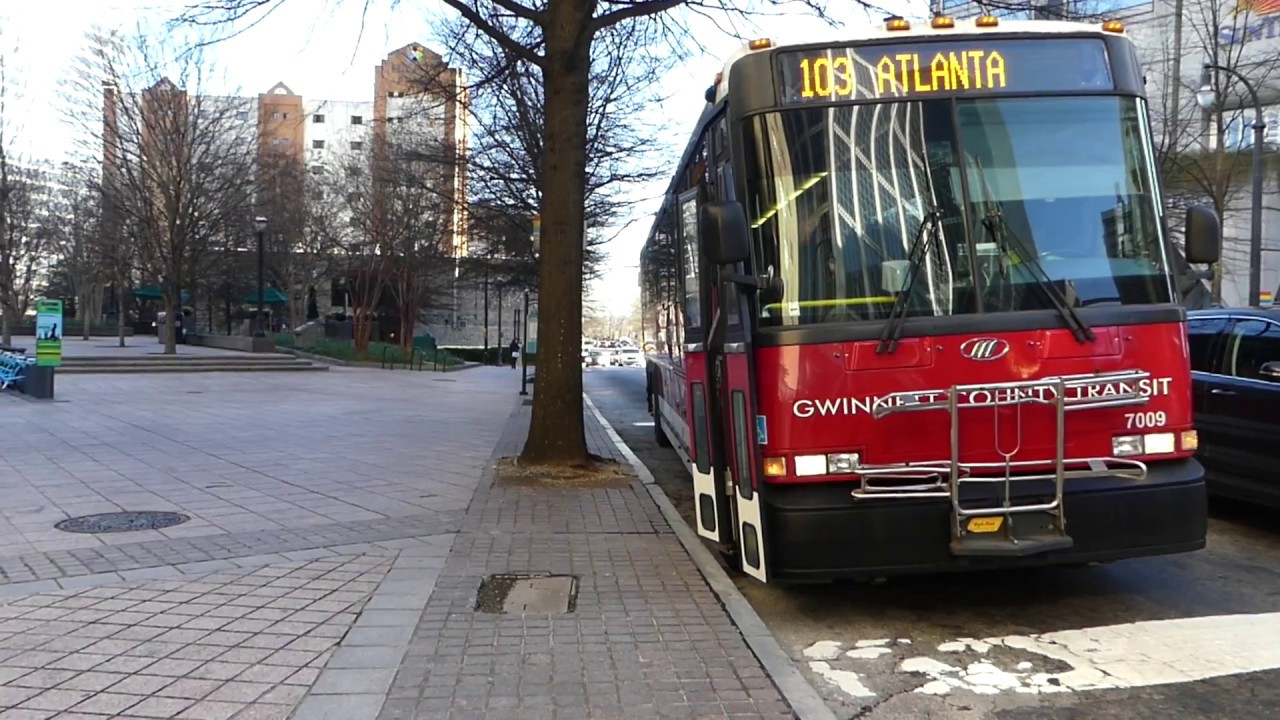 gct/cct express: 2006/2009 mci d4500cl nis & route 103 bus #6081