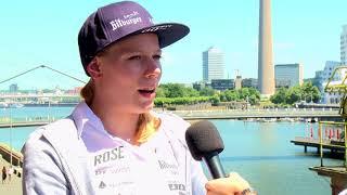 Laura Lindemann im Interview - 1. Bitburger 0,0% Triathlon-Bundesliga