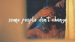 Josh Tobias - Some People Don't Change (Lyric Video)