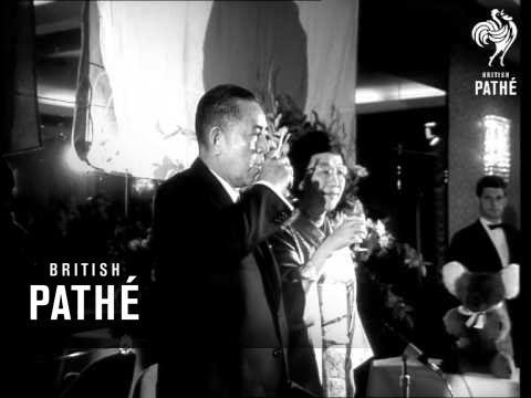 Japan's Prime Minister In Sydney  (1967)