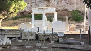 Видео обзор города Афины, Греция(Поездка на выходные в Афины, посмотреть достопримечательности, искупаться в солёном озере и море, приняв..., 2017-02-11T09:14:55.000Z)
