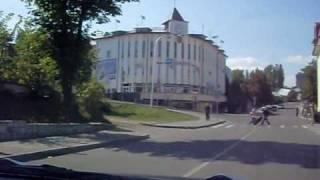 Трускавец поездка на такси Truskavec  view on taxi