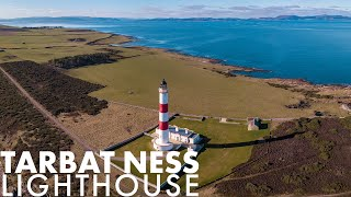 North Coast 500 - Tarbat Ness Lighthouse