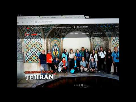 🗺Iran seyehati 🗺#1,Traveling to Iran with Dumantour