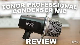 TONOR 3.5mm Professional Condenser Microphone Review
