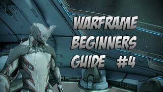 Warframe : Beginner Guide 2.0 Episode 4 What is Mastery rank?