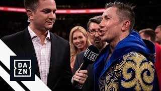 GGG Calls Out Canelo; Wants Trilogy In September
