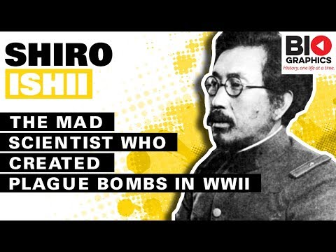 Shiro Ishii: The Mad Scientist Who Created Plague Bombs in WWII