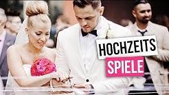Spiele auf Hochzeiten - HOCHZEITSTIPPS