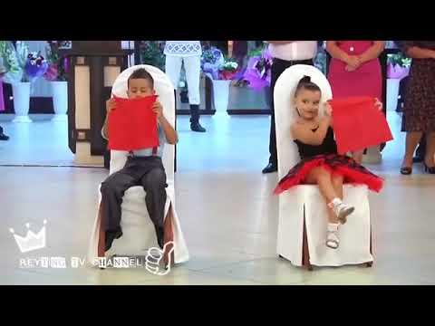 Ya lili Yalila Yalili arapça şarkı Çocukların dansından 2018 Çocuklardan Mükemmel dans