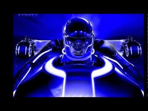 TRON LEGACY- DAFT PUNK- SOLAR SAILER (Pretty Lights Remix) R3conf1gur3d
