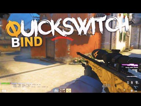 CS:GO ★ AWP Quickswitch Bind