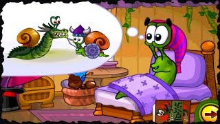 Snail Bob Fight Jungle Monster - children's Game Mobile Gameplay