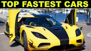 Fastest Cars - Top 5 fastest cars in the world 2019   fastest supercars