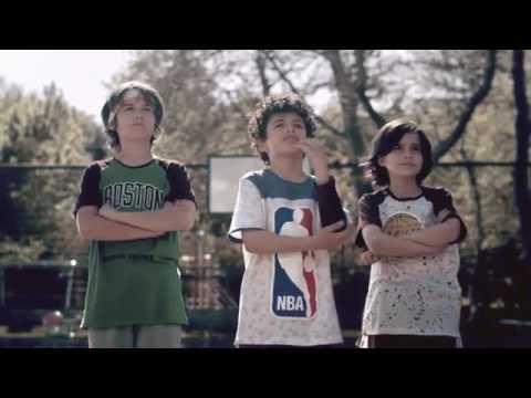 DeFacto Aras Bulut İynemli Reklamı - NBA'in Sihri DeFacto'da