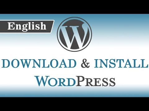 2.) How to Download and Install Wordpress Setup with full explanation (English Language)