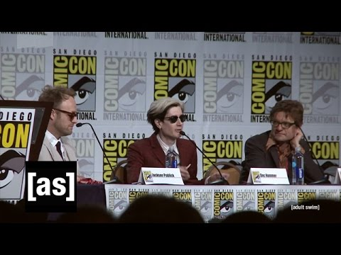 The Venture Bros. Panel SDCC 2014 | The Venture Bros. | Adult Swim