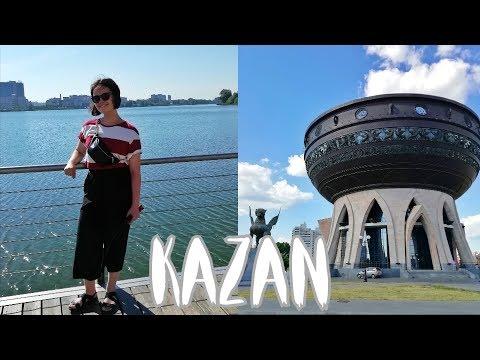 Казань: Озеро Кабан, IKEA и Смотровая Площадка   ВЛОГ