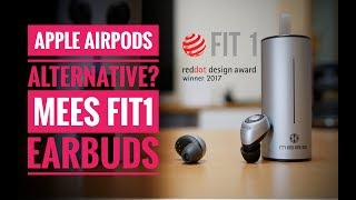 Apple AirPods Alternative? MEES FIT1 (Cheap True Wireless Earbuds) REVIEW