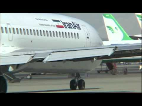 Airline Fleets : IRAN AIR