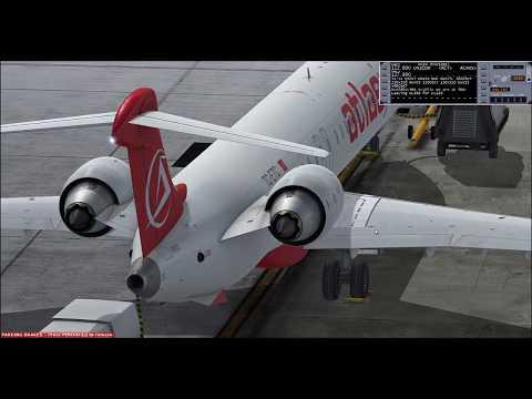 AEROSOFT Digital Aviation CRJ 700 / 900 Eğitimi