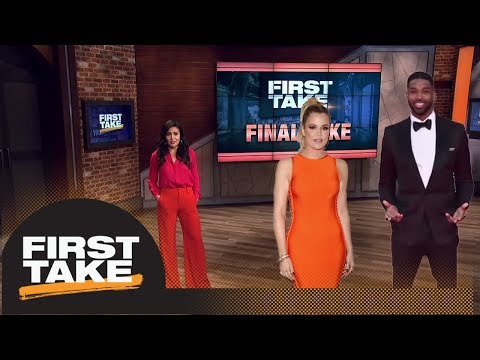 Molly Qerim breaks down her top five power couples | First Take | ESPN