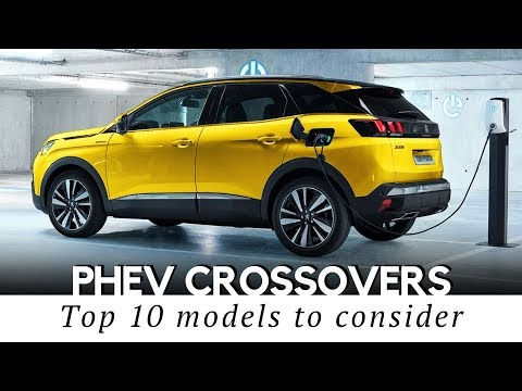 Top 10 Plug-in Hybrid Crossover SUVs To Buy Before Electric Cars Take Over
