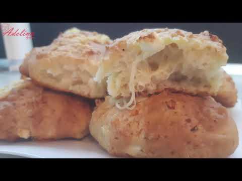 Питки със сирене и кашкавал