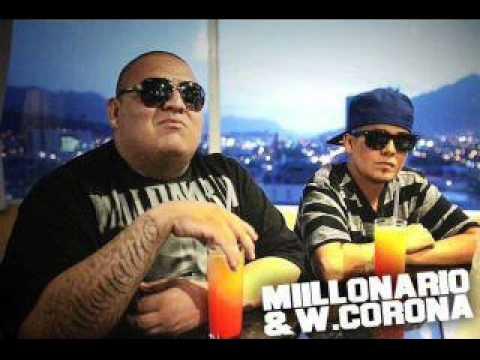 musica de millonario y w corona controlando
