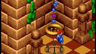 Sonic 3D Blast - Sonic 3D Blast Preview - User video