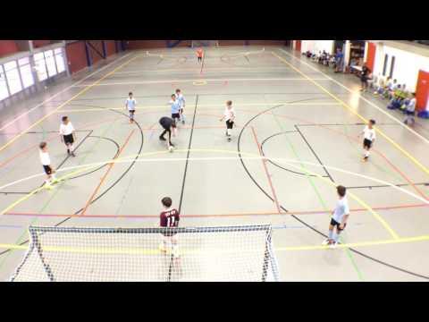 Sydney Futsal Club vs Sydney City Eagles 2nd half win 6-3 u11