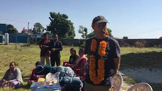 HeartMath Benelux sponsors school in Nepal (Dutch language)