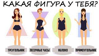 Тест! Психологи доказали, что характер женщины связан с её формой тела – узнайте свой тип!