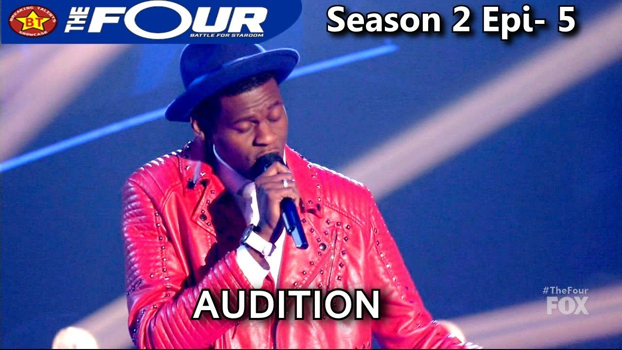 """Download Ronnie Smith Jr sings """"U Don't Have To Call""""  The Four Season 2 Ep. 5 S2E5"""