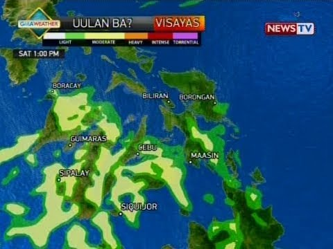 BT: Weather update as of 12:16 p.m. (January 20, 2018)