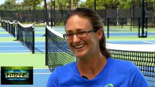 Mary Pierce French Open
