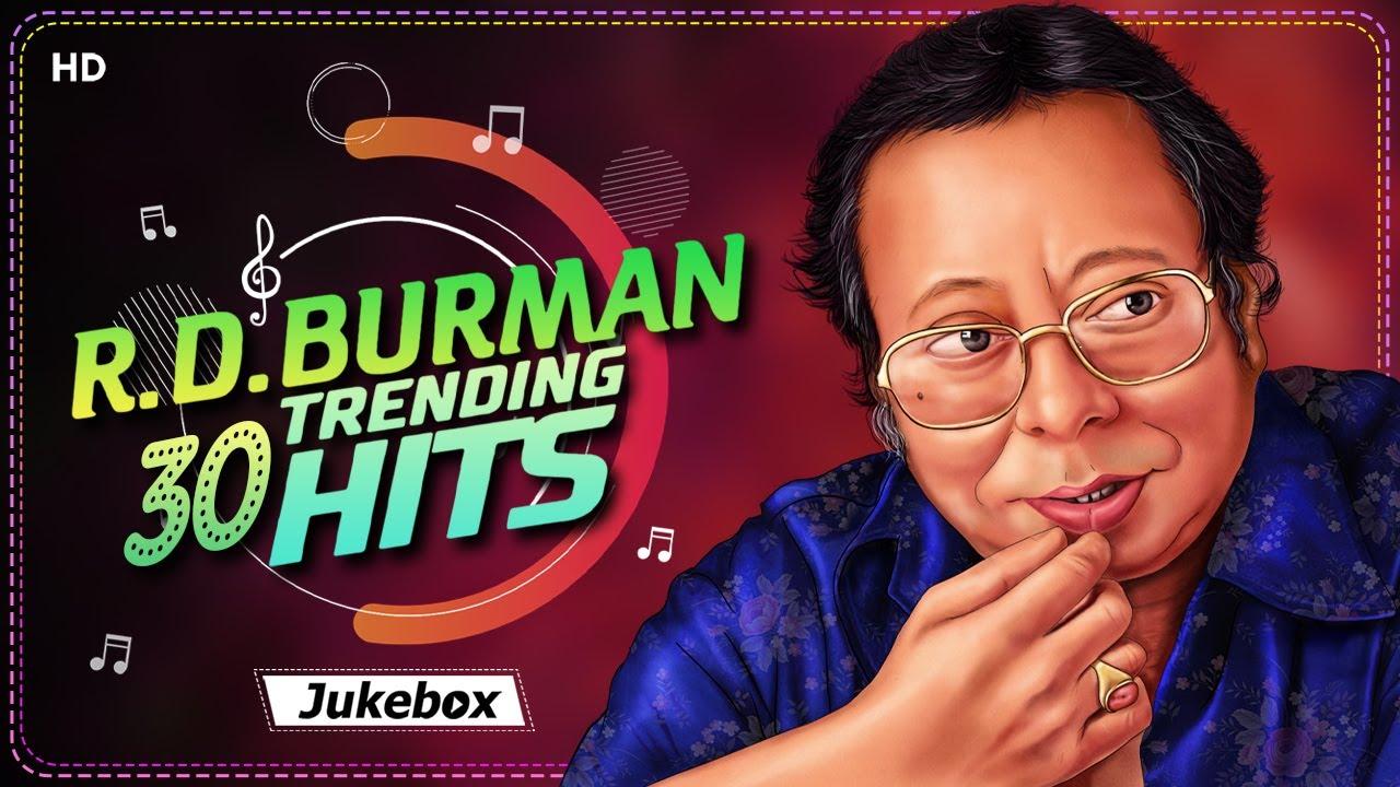 Download R.D. Burman Top 30 Hit Songs | Hit Songs - Jukebox | Mashup