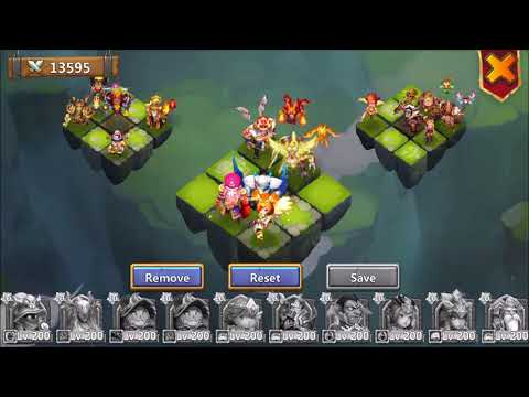 Who Is POCAY EVOLVING And Why? Castle Clash XD