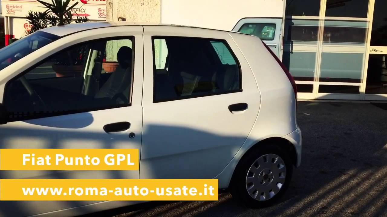 Fiat Punto GPL www.roma-auto-usate.it - YouTube on fiat barchetta, fiat stilo, fiat coupe, fiat x1/9, fiat linea, fiat cinquecento, fiat 500 turbo, fiat cars, fiat marea, fiat ritmo, fiat bravo, fiat seicento, fiat spider, fiat doblo, fiat 500l, fiat 500 abarth, fiat multipla, fiat panda,