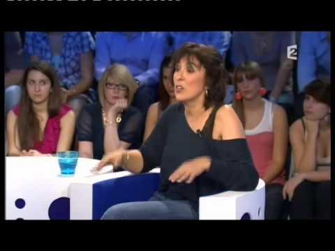 Isabelle Alonso - On n'est pas couché 25 juin 2011 #ONPC