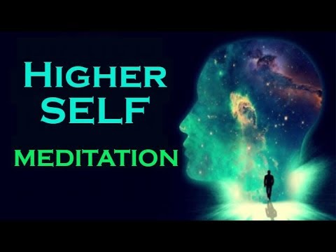 HIGHER SELF Guided Meditation~MANIFEST with your Higher Consciousness