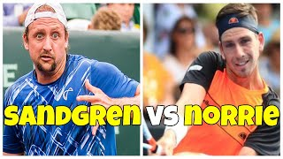 Tennys Sandgren vs Cameron Norrie | FINAL Auckland 2019 Highlights
