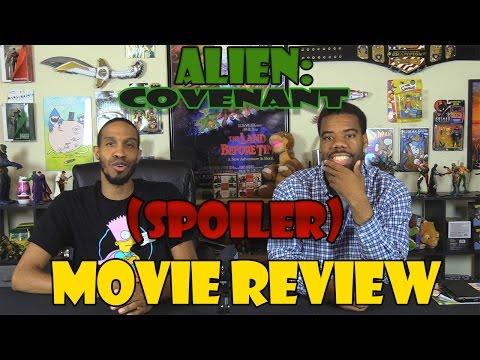 Alien: Covenant (Spoiler) Movie Review