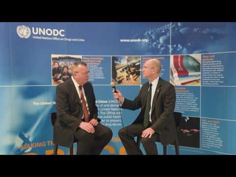 #CND61: UNODC Chief speaks about global drug challenges