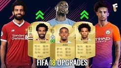 Revealed! FIFA 18 Ultimate Team Ratings Refresh Winter Upgrades ⚽ Footchampion