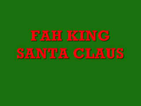 FAH King Santa Claus